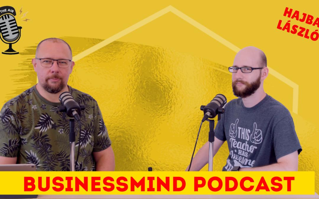 Hajba László – BusinessMind podcast